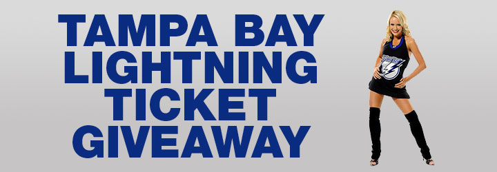 Tampa Bay Lightning Ticket Giveaway